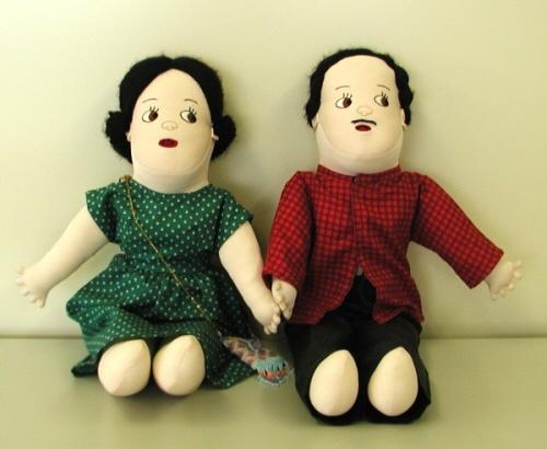 スージーとフレッド
